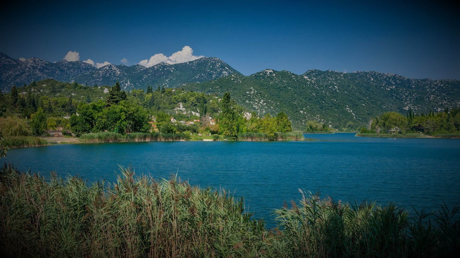 Baćina lakes - Oasis in the Dalmatian karst!