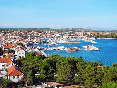 Cheap private accommodation in Vodice