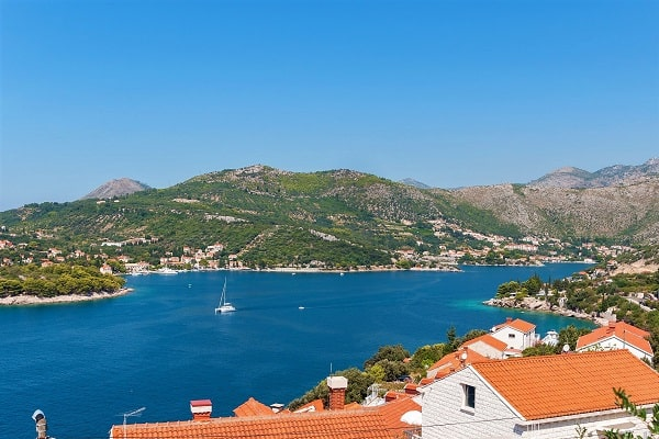 Apartments and private accommodation Zaton - Dubrovnik Croatia