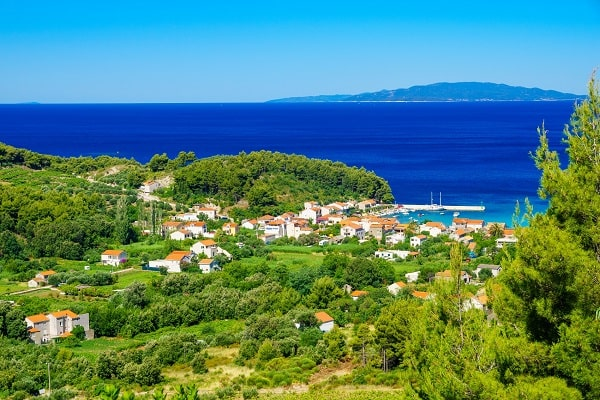 Apartments and private accommodation Žuljana Croatia