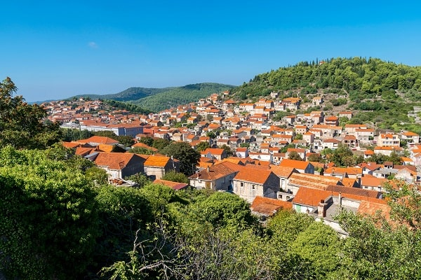 Apartments and private accommodation Korčula - Blato Croatia