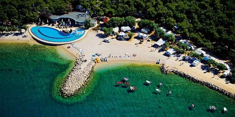 White Beach - Solaris, Sibenik
