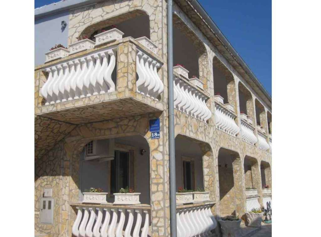 Apartments STUECKLER Vir - Croatia