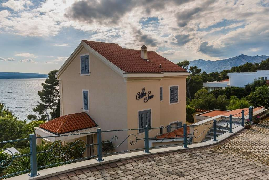 Apartments Villa San Brela - Croatia
